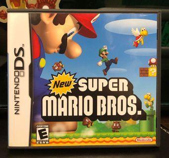 [NDS] New Super Mario Bros. - US VERSION (美版)