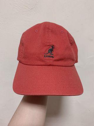 🚚 KANGOL磚紅老帽 專櫃購入 附品牌紙袋