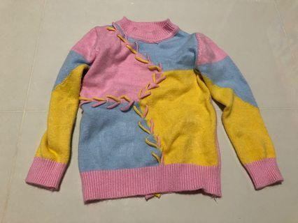 Preloved Winter Sweater for Toddler