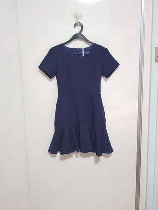 Tansshop Blue Dress
