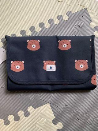 New Country Road Baby Changing Mat modern bear design BNWT