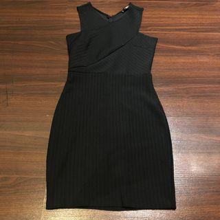 Mango Black Dress (BNWOT)