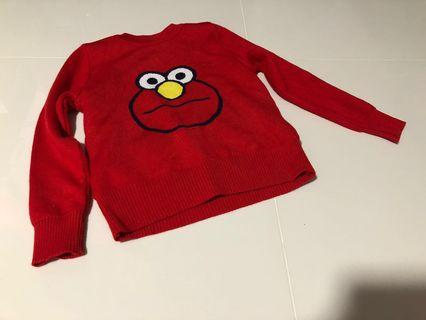 Preloved Elmo Sweater Toddler