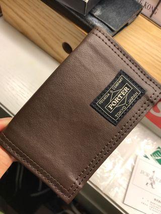 Japan Head Porter Wallet card holder