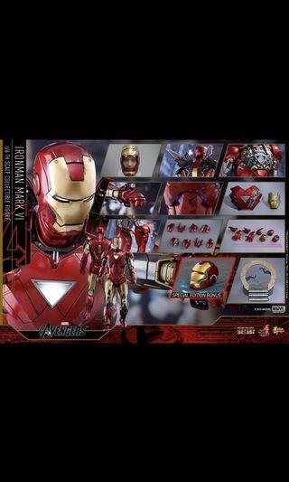 Iron man MK6 special edition