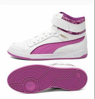 Puma 高筒球鞋