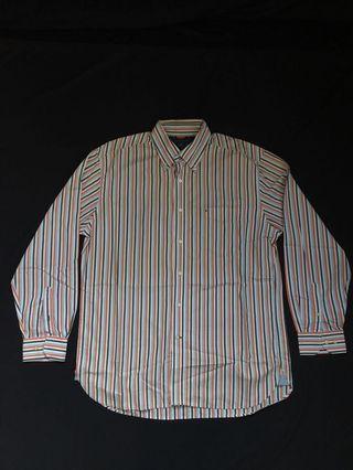 tommy hilfiger long sleeve stripe
