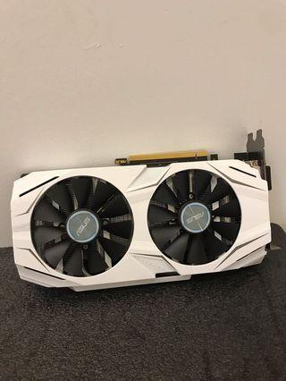 ASUS GTX1060 Graphic Card