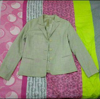 Preloved Veeko Jacket Blazer Size L