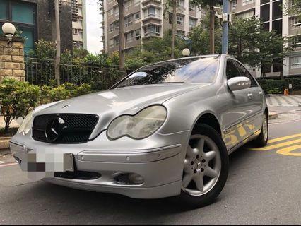 C240 2003年