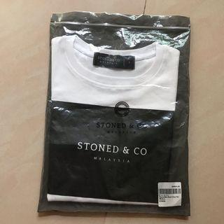 Stone&Co Basic Crop Top White S