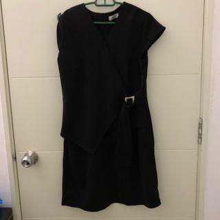 Elegant Formal Black Dress