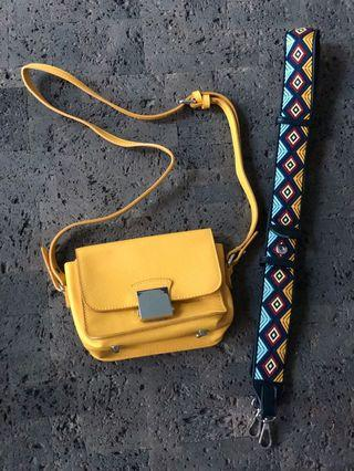 ORIGINAL ZARA SLING BAG