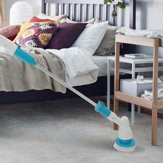 HURRICANE ELECTRIC SPIN SCRUBBER (CORDLESS & RECHARGEABLE)