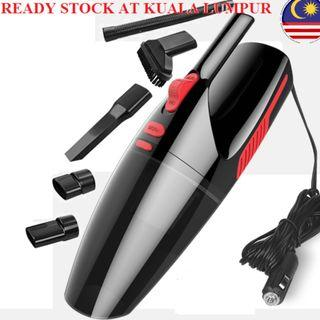 [READY STOCK@KL] Car Portable Vacuum Cleaner(Extra Power:120W)