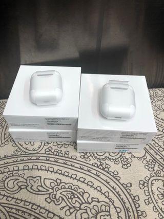 全新行貨 Airpods 2代港版淨有綫充電盒series 2 charging box (HK Guarantee)