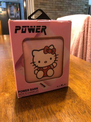 [BNIB] Hello Kitty Power Bank 10000mAh