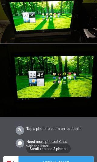 Acer Androids desktop non touchscreen!