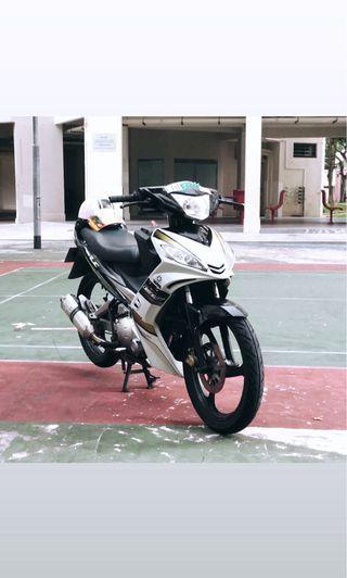Yamaha Spark COE 2024