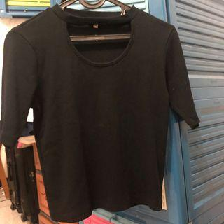 Blouse Crop Tee COLORBOX