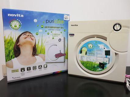Novita Air Purifier NAP 101-i with 1 year Filter Pack