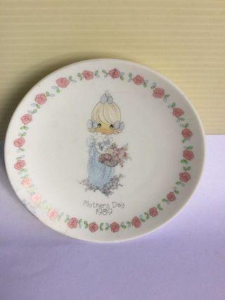 PM Plate: Mother Day 1989