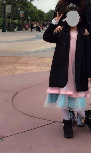 Dress elsa princess 4-7th