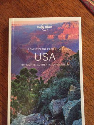 Lonely Planet's Best of USA