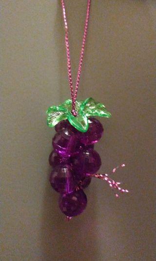 grape accessory