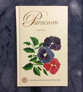Paracosm by ARINA | poetry book