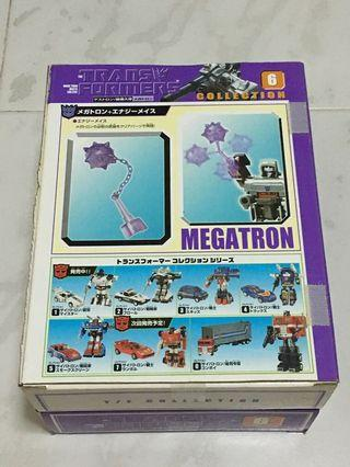 TF G1 Megatron (T/F Collection No.6)