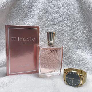 🚚 降價!Lancôme Miracle Secret 蘭蔻真愛奇蹟香水茉莉清甜版50ml
