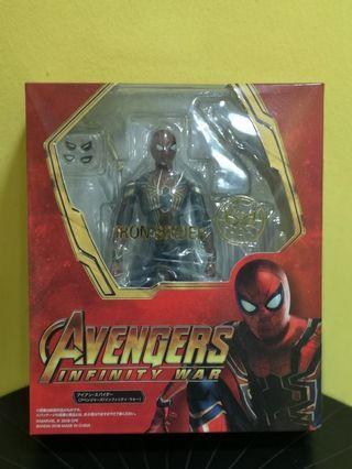 Avengers Infinity War iron Spiderman