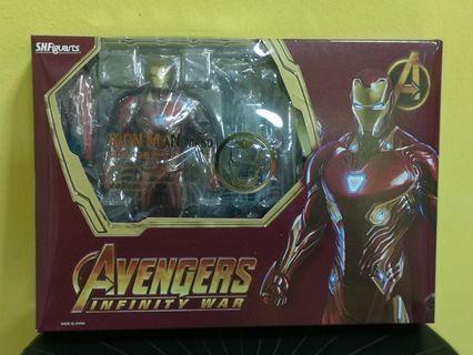 🚚 Avengers Infinity War iron man MK50