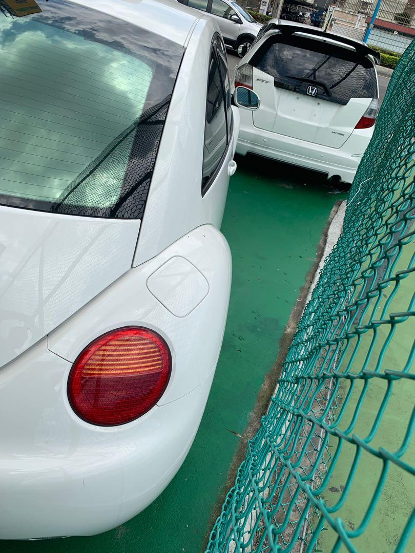 2004年 金龜車 1600CC