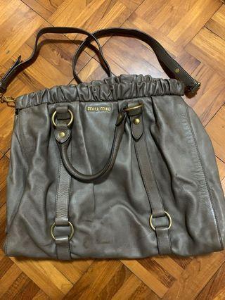 Miy Miu Tote Bag