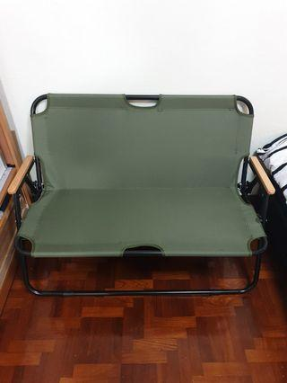 Custom Made Outdoor Camping Foldable Sofa Chair