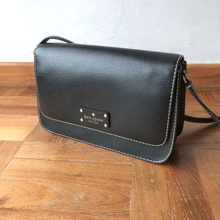 Kate Spade Basic Structured Bag in Black