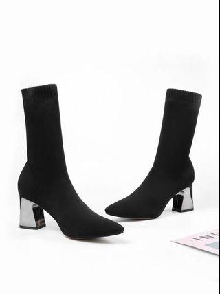 Heels boot 👢