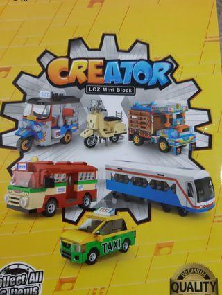 🚚 CREATOR  6車/組