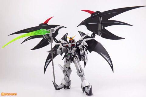 Ready stock Supernova Deathscythe Gundam