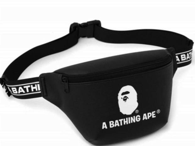 2019 Spring Collection Bape Fanny Pack