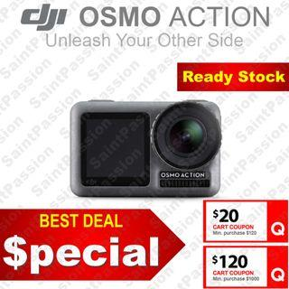 DJI Osmo Action (Ready Stock)