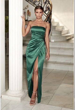 Meshki Split Dress