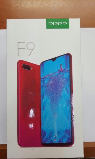 Oppo F9 64GB 4GB ram