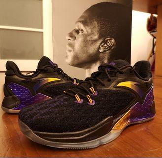 ANTA R.Rondo 5 LAKERS BASKETBALL US 10.5 NO Discount