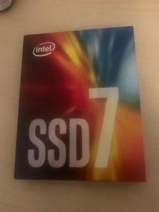 Intel 760p 1 T SSD m.2