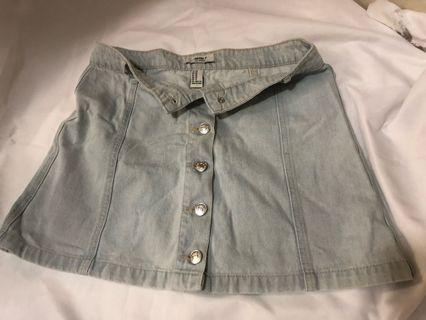 Cowboy skirt