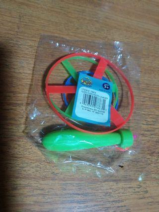 🚚 Plastic flying saucer