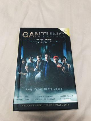 LIMITED EDITION HARDCOVER Gantung by Nadia Khan